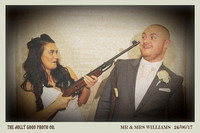 Mr & Mrs Williams